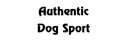 Authentic Dog Sport